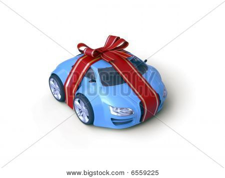 Car Gift (baby coupe series)