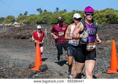Lavaman Triathlon