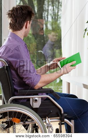 Disabled During Free Time