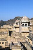 pic of raja  - Amber Fort in AmberIndia - JPG