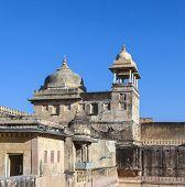 foto of raja  - Amber Fort in AmberIndia - JPG
