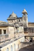 image of raja  - Amber Fort in AmberIndia - JPG