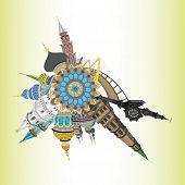 picture of zoroastrianism  - Kazan  - JPG