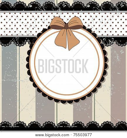 Vintage background, antique