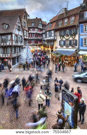 Winter Holidays In Colmar
