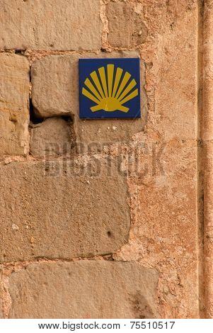 Signaling Camino De Santiago