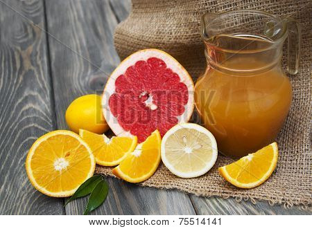 Fresh Citrus Juice