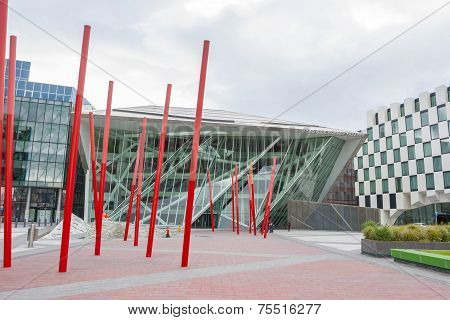 Bord Gais Energy Theatre In Dublin