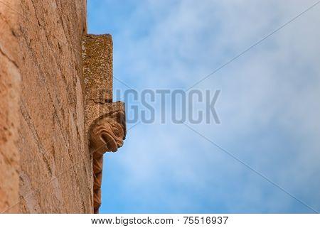 Romanesque Corbel