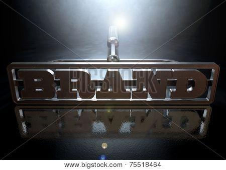 Branding Brand Concept