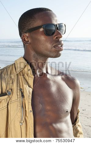 Beach Stud In Shades