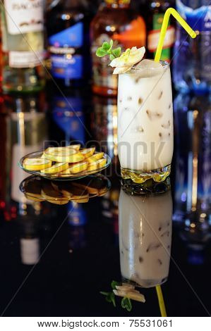 Cocktail Banana