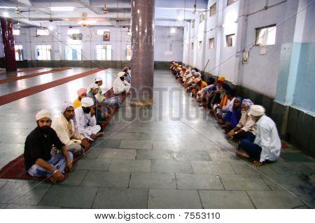 Sikh Langar