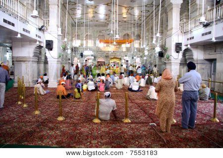 Sikh-Tempel