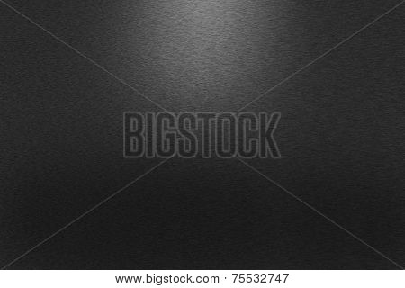 Pattern Of Black Metal Background