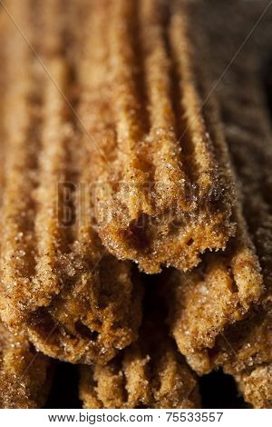 Homemade Deep Fried Churros