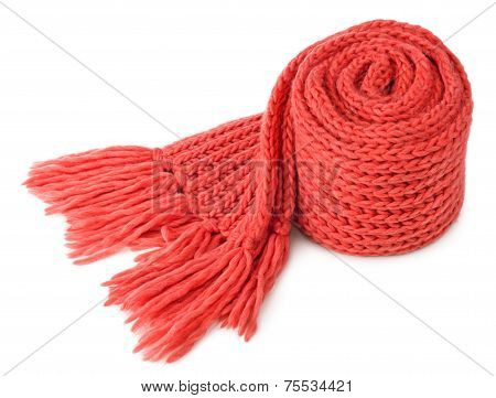 Rolled Scarf