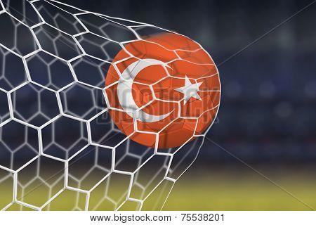 Amazing Turkey Goal