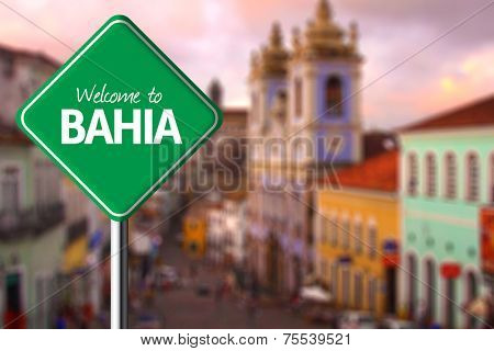 Welcome to Bahia
