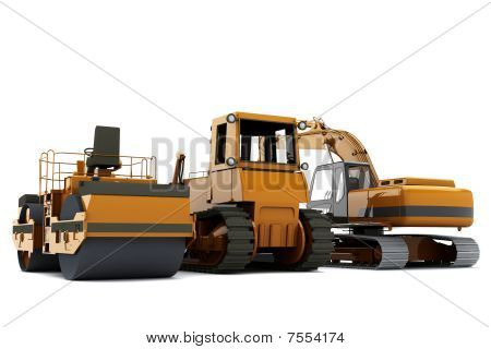 Road Machinery