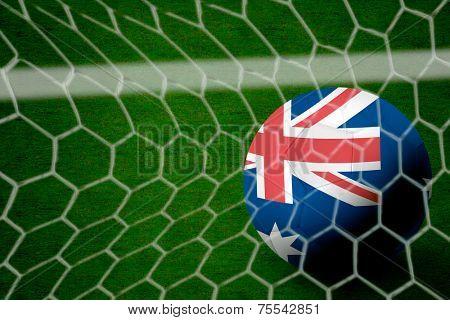 Amazing Australia goal