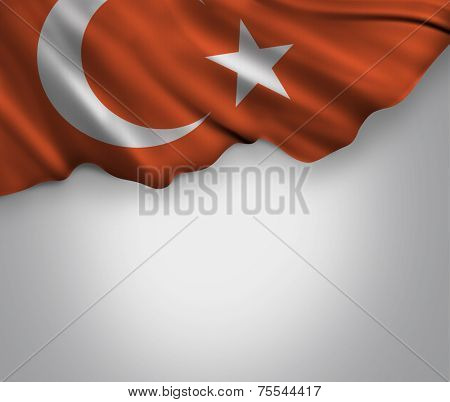 Amazing Turkish Flag
