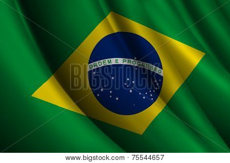 Amazing Brazilian Flag