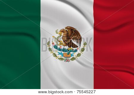 Amazing Flag of Mexico