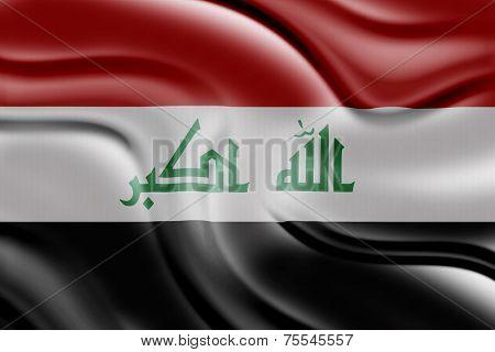 Amazing Flag of Iraq