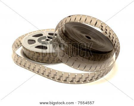 16Mm 30M Film And Reel