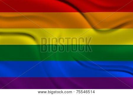 LGBT Flag - lesbian, gay, bisexual, and transgender