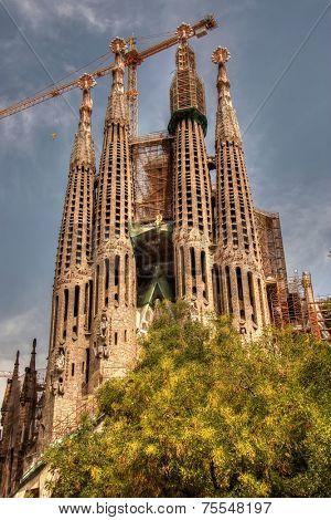 BARCELONA SPAIN - JUNE 02: