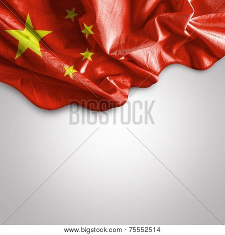 Amazing Flag of China, Asia