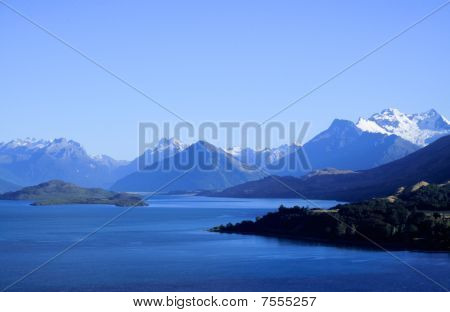 Queenstown And Remarkables Range
