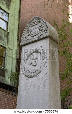 John Hancock's Grave