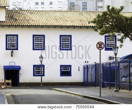 Patio do Colegio in Sao Paulo , Brazil
