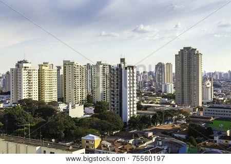 Buildings in Sao Paulo, Brazil