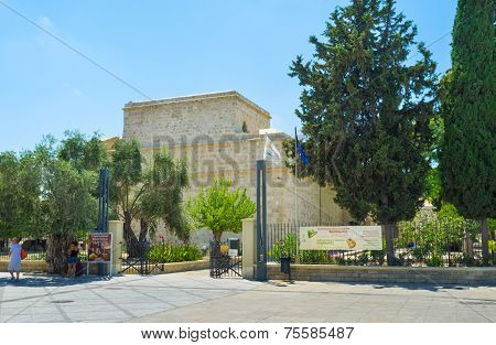The Limassol Castle