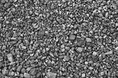 picture of minerals  - Coal mineral black cube stone background nature  - JPG