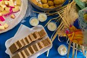 picture of reveillon  - Table of brazilian festa junina - JPG