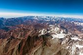 pic of andes  - Andes Mountains  - JPG