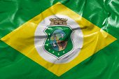 picture of bandeiras  - Amazing flag of the State of Ceara  - JPG