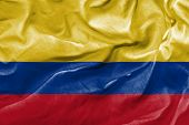picture of medellin  - Amazing Flag of Colombia  - JPG