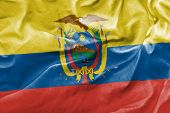 foto of guayaquil  - Amazing Flag of Ecuador - JPG