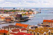 picture of copenhagen  - Copenhagen City - JPG