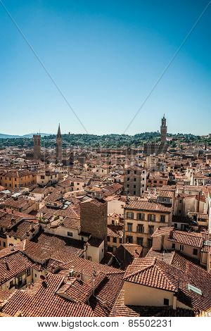 Florence. Cityscape