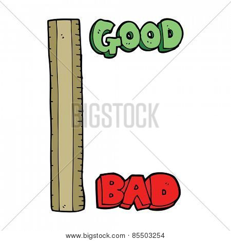 measuring good and bad