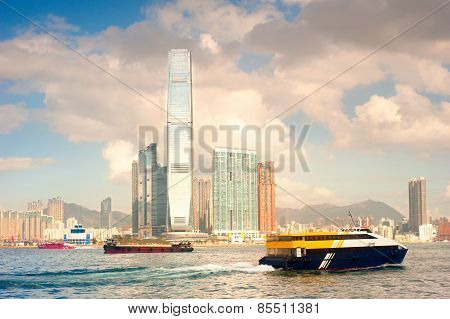 Hong Kong Water Transportation