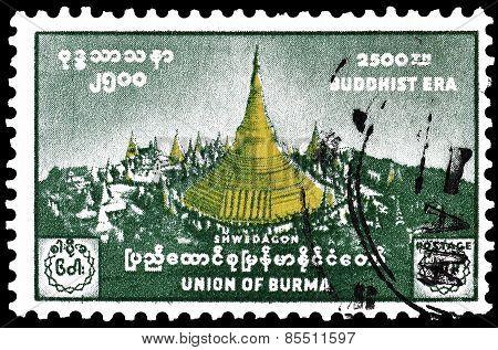 Burma 1956