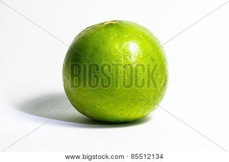 Green lemon.